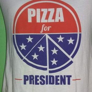 Fifth Sun PIZZA for PRESIDENT